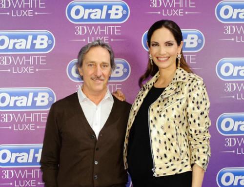La moda española sonríe con Oral-B 3D White