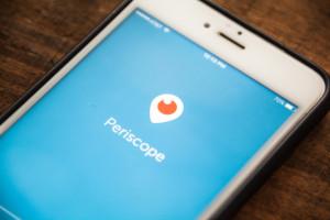Twitter con Periscope